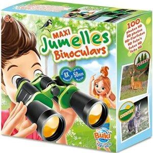 BUKI BN010 - Maxi Binoculars