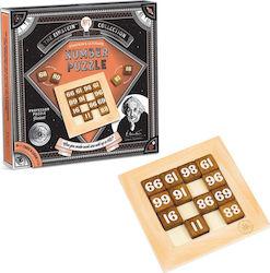 Professor Puzzle 3D Einstein's Number Puzzle Puzzle EIN-6