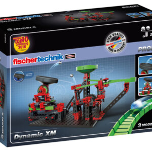 Fischer Technik Profi Dynamic XM - Marble Run Κωδικός F544618