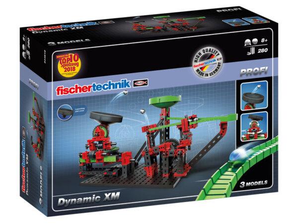 Fischer Technik Profi Dynamic XM - Marble Run Κωδικός F544618