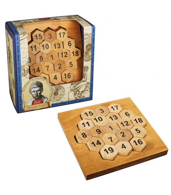 Professor Puzzle Aristotle's Number Puzzle GM-5
