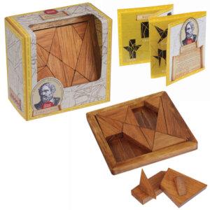 Professor Puzzle Archimede's Stomachion Puzzle GM-7