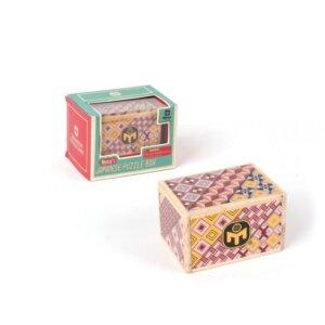 ΓΡΙΦΟΣ ΞΥΛΙΝΟΣ MENSA JAPANESE BOX PUZZLE IQ-1051