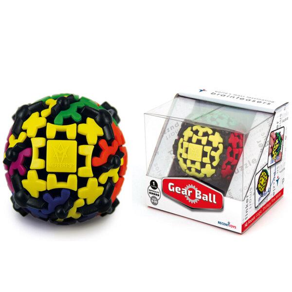 Γρίφος Meffert's Puzzle Gear Ball Recent Toys RGB-35