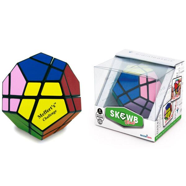 Γρίφος Meffert's Puzzle - Skewb Ultimate - Recent Toys RSK-33