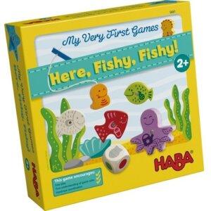 Haba Το πρώτο μου επιτραπέζιο 'Ψαρέματα' Κωδικός: 5661