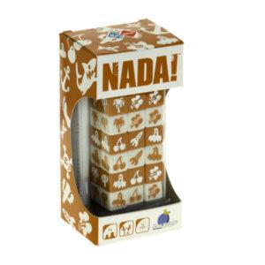 Nada' Επιτραπέζιο Παιχνίδι Κωδικός : SX.20.290.0159
