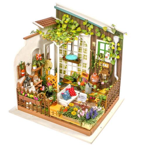 'Miller's Garden' Robotime Κωδικός: DG108