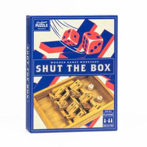 Shut the Box' Professor Puzzle Επιτραπέζιο Παιχνίδι Κωδικός:WG-10