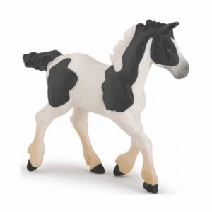 Papo Φιγούρα 'Black Piebald Cob Foal' 51508