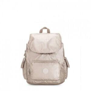 Kipling σακίδιο πλάτης 33,5x27x19cm Citypack S Metallic Glow Κωδικός Προϊόντος: 15641-48I