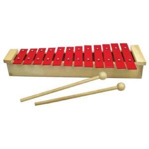 Μεταλλόφωνο long sound με βάση-ηχείο και 12 νότες 1,5 οκτάβα 'Anemi' Κωδικός: 89230