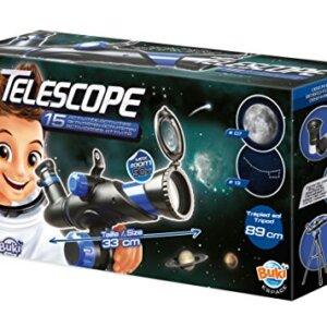 BUKI FRANCE - TELESCOPE 15 Activities TS006