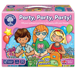 Orchard Toys Party, Party, Party Board Game Κωδ. ORCH042