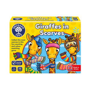 Orchard Toys Giraffes in Scarves Ηλικίες 4-7 ετών Κωδ. ORCH070