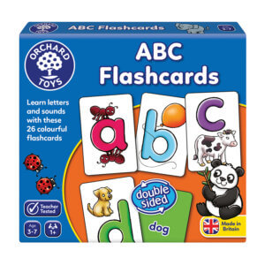 "Orchard Toys ""ABC Flashcards"" Mini Game Κωδ. ORCH704"