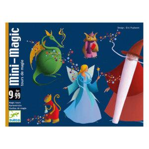 Djeco Επιτραπέζιο καρτών 'Mini magic' Κωδικός: 05178