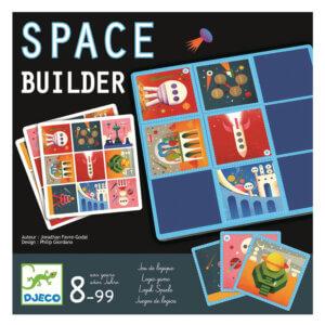Djeco Επιτραπέζιο 'Space builder' Κωδικός: 08546