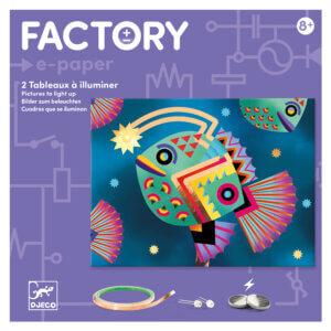 Djeco Κατασκευή Factory 'Ψαράκια' Κωδικός: 09314