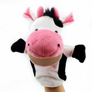 Γαντόκουκλα 'Αγελάδα' Κωδικός: 10052