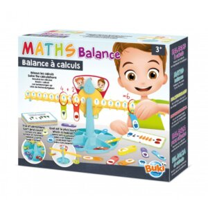 BUKI-FRANCE MATHS BALANCE - BUK-5604