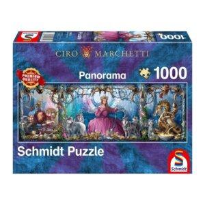 SCHMIDT PUZZLE - Το Παλάτι του Πάγου - Τμχ.1000 S59612