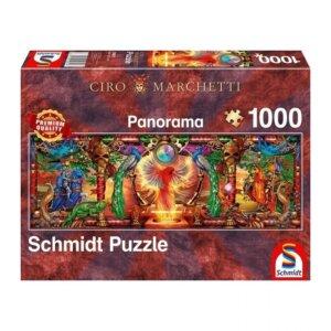 PUZZLE SCHMIDT - Βασίλειο της Φωτιάς - Τμχ.1000 S59615