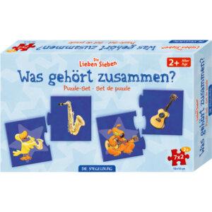 Τι ταιριάζει; 'Die Lieben Sieben' 'die Spiegelburg' cop-16968
