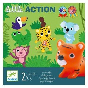 Djeco Επιτραπέζιο 'Δράση στη Ζούγκλα' Κωδικός: 08557
