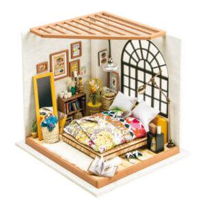 Alice's Dreamy Bedroom Robotime DG107