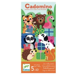 Djeco Επιτραπέζιο 'Cadomino' Κωδικός: 08549