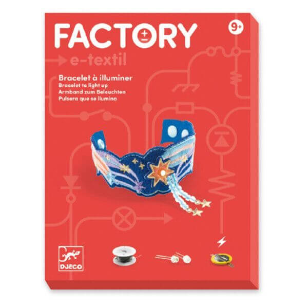 Djeco Κατασκευή Factory 'Βραχιόλι 'Αστέρια' Κωδικός: 09325