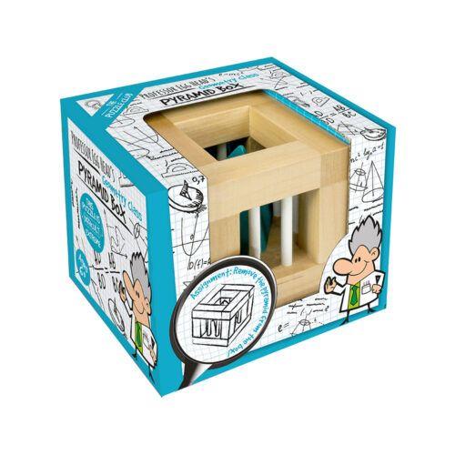 Egg Head's Pyramid Box PC-6 Professor Puzzle