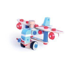 Airplane W15011 iWood