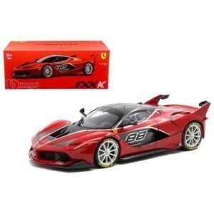 Bburago 1:18 Ferrari FXX-K 18-16907 Red SIGNATURE