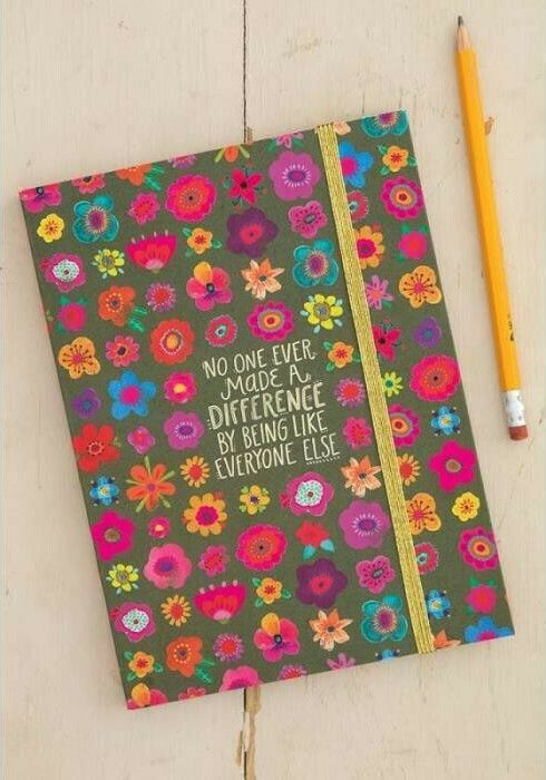 Natural Life - Ημερολόγιο - MAKE A DIFFERENCE - 56219