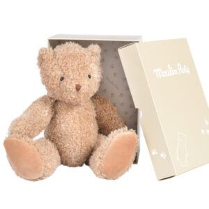moulin roty 710048 αρκουδάκι σε κουτί 33εκ
