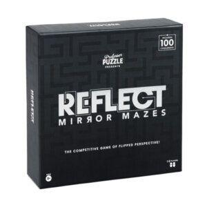 Reflect – Mirror Mazes Professor Puzzle