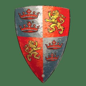 Ασπίδα+Σπαθί+Κάπα (Σετ) LT29000/29001/29003 - PRINCE LIONHEART- LIONTOUCH -