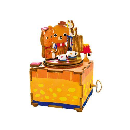 Robotime DIY Love Story Music Box Κωδ. AM310