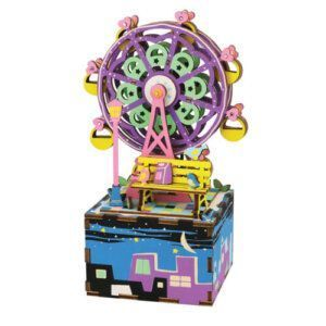 Robotime DIY Ferris Wheel Music Box Κωδ. AM402