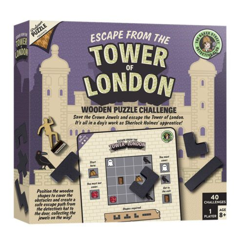 Escape from the Tower of London SH-6