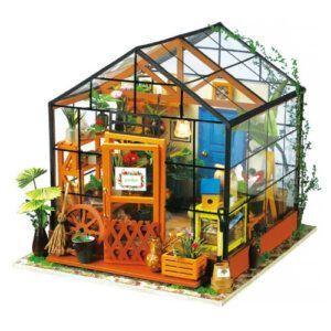 Cathy's Flower House' Robotime DG104