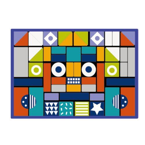 Van Gogh Colour Building Blocks (60 pcs) JM601