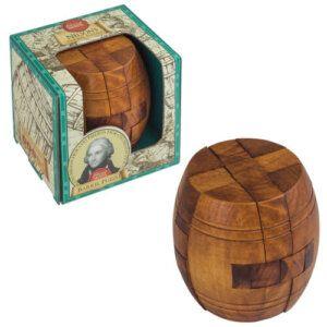 Nelson's Barrel Puzzle Professor Puzzle