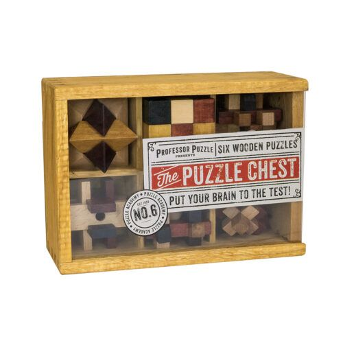 The Puzzle Chest PA-8