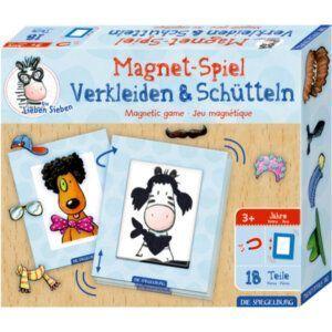 Μαγνητικό Παιχνίδι - Die Lieben Sieben- Ντύνω & Κουνάω - die Spiegelburg - 16945