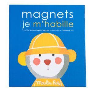 Μαγνητικό παιχνίδι παρατήρησης και εκμάθησης Moulin Roty 661365