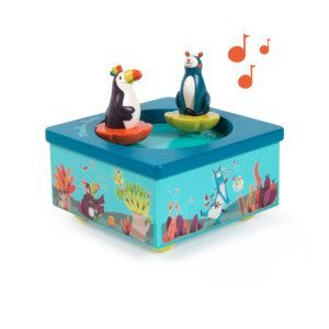 Moulin roty Μουσικό κουτί -χορευτές - 668105