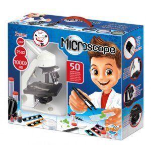 MICROSCOPE 50 EXPERIMENTS - BUKI FRANCE - MR 600
